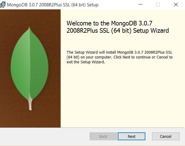 MongoDB_Install