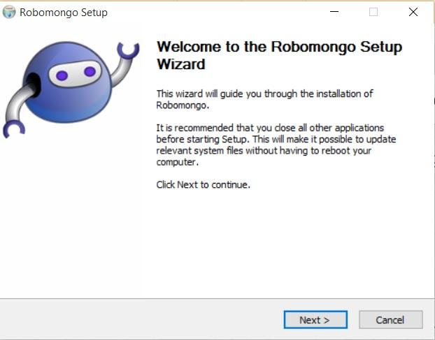 RoboMongo_Install