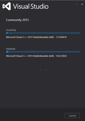 VS2015_Install