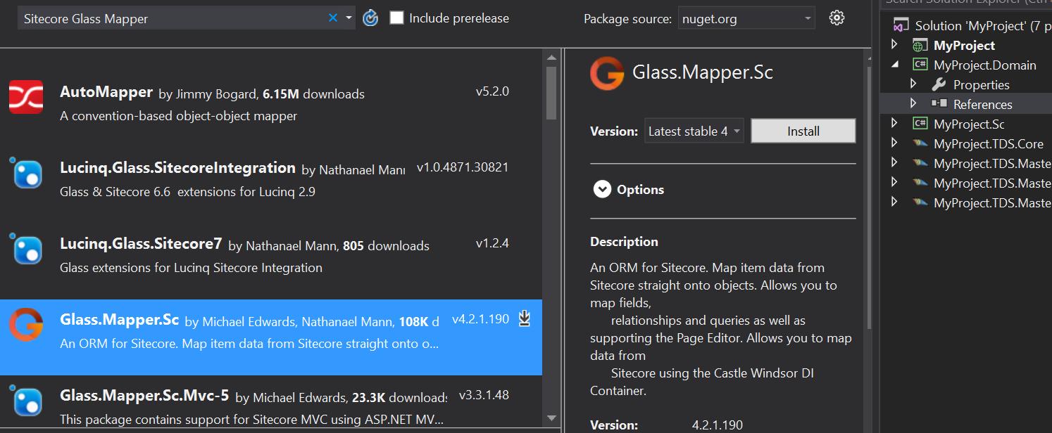 Sitecore DevOp Series – Part 4 – Setup Sitecore Glass